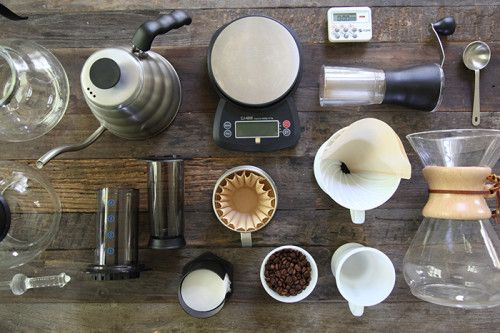 coffee instruments