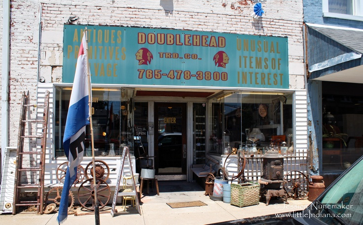 Doublehead Trading Company: Cambridge City, Indiana
