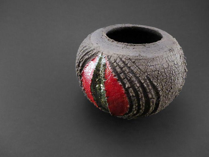 Origins - Ildikó Károlyi  #raku #ceramics #design