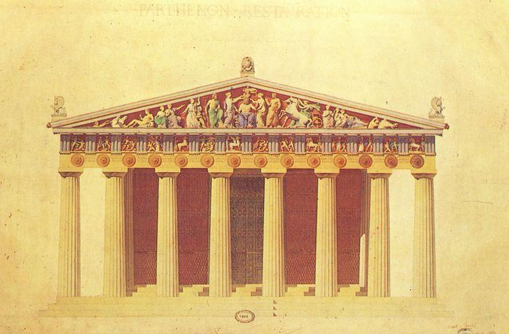 pantheon parthenon essay Essay how france's panthéon started living up to the nation's ideals  france, memory, pantheon, paris, simone veil, women comments .
