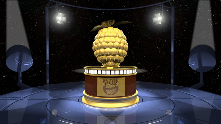 The 34th Annual RAZZIE Nominations are out