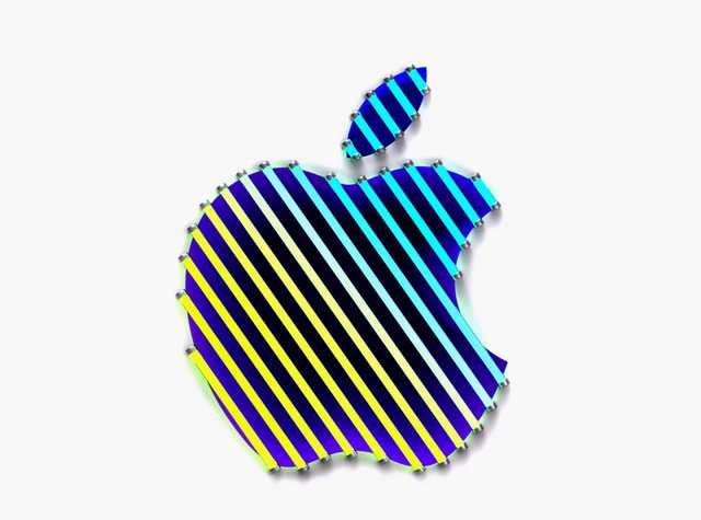 All Of The Apple Logos From The October 30th Event Invites Apple Logo Design Apple Logo Apple Logo Wallpaper Iphone