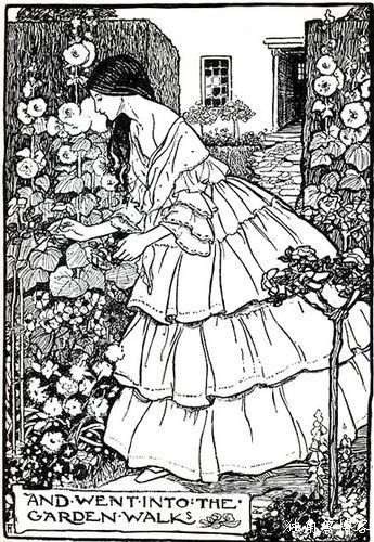 Emma Florence Harrison - Poems Of Christina Rossetti - 1910