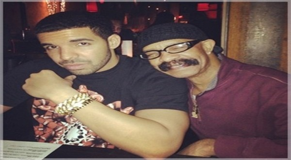 Rumor: Did Drake Father Leak His New Album Track List?- http://getmybuzzup.com/wp-content/uploads/2013/05/drake-pops-600x330.jpg- http://getmybuzzup.com/rumor-did-drake-father-leak-his-new-album-track-list/-  Did Drake Father Leak His New Album Track List? YMCMBs Drake went through a lot this time around to keep his latest album under wraps to make sure he wouldn't have any unauthorized leaks. Check out the details of the leak below.  Via 24HourHipHop: The funny th
