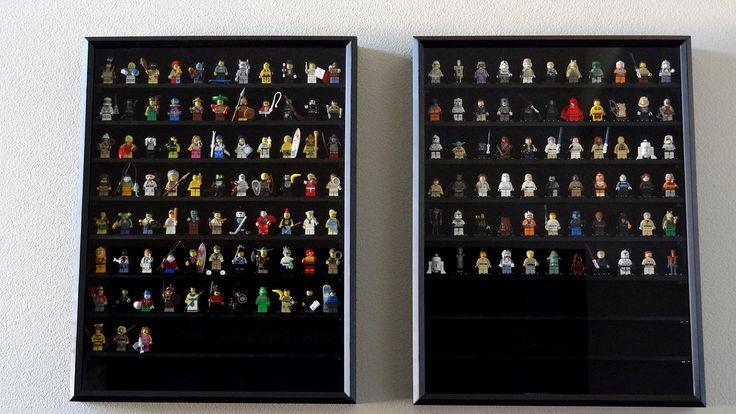 LEGO Minifigure Display | by Toki~