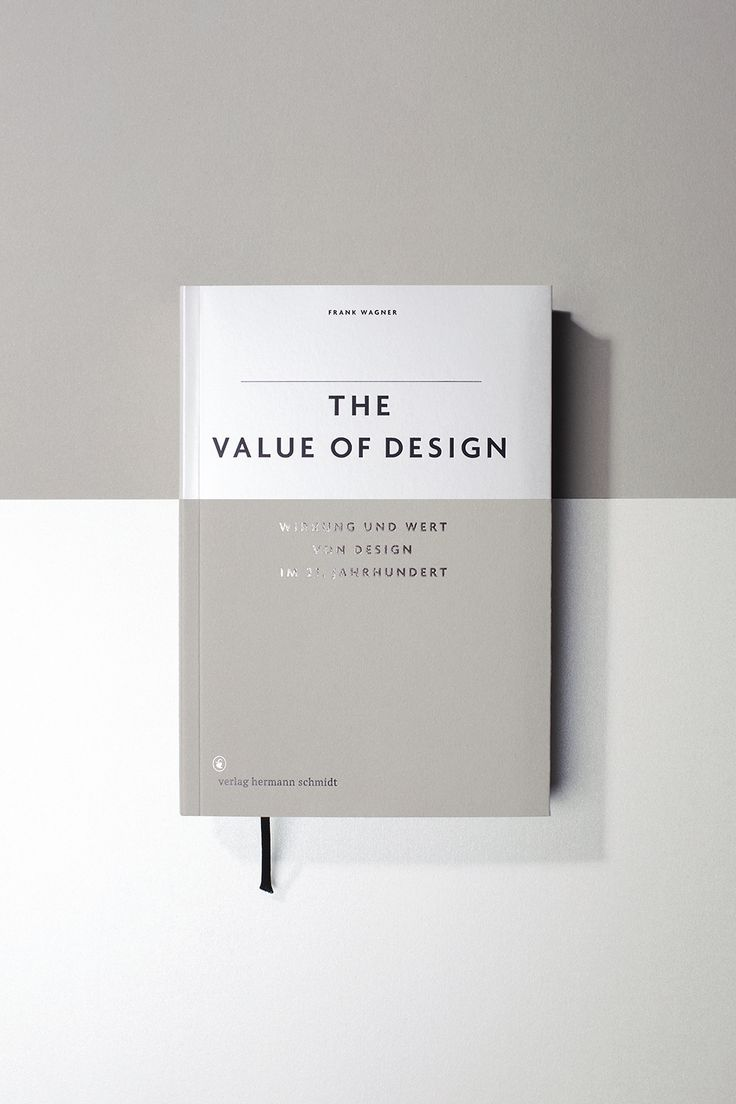 »The Value of Design« von Frank Wagner.
