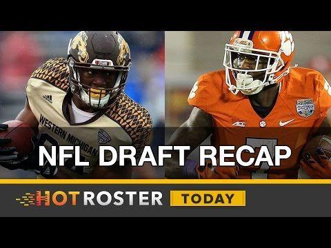 2017 Fantasy Football: Round One Draft Recap & Fantasy Analysis | HotRoster Today