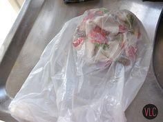Como deixar seu pano de prato mais branco em 2 minutos | Vida Louca de Casada