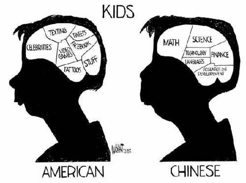 Therefore, the model minority myth also have brainwashed/presuaded many Asian-Americans today, which does not make the breakdown of the stereotype and the ...