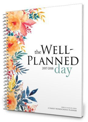 The 57 best grade 3 images on pinterest free audio books grade 3 the well planned day homeschool planner july 2017 june 2018 by fandeluxe Images