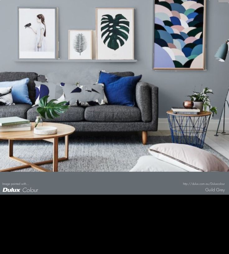 17 Best Ideas About Dulux Grey On Pinterest