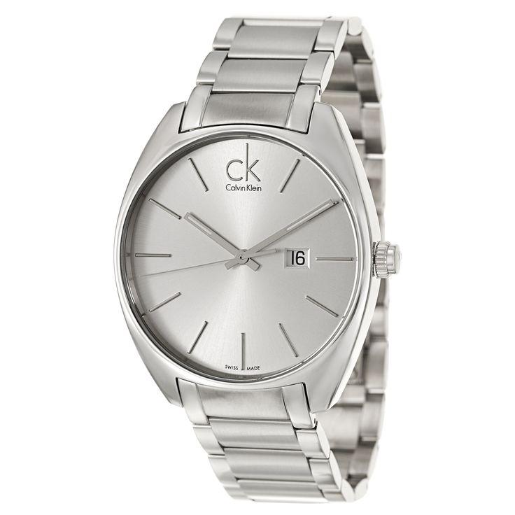 Calvin Klein Men's 'Exchange' Swiss Quartz Watch