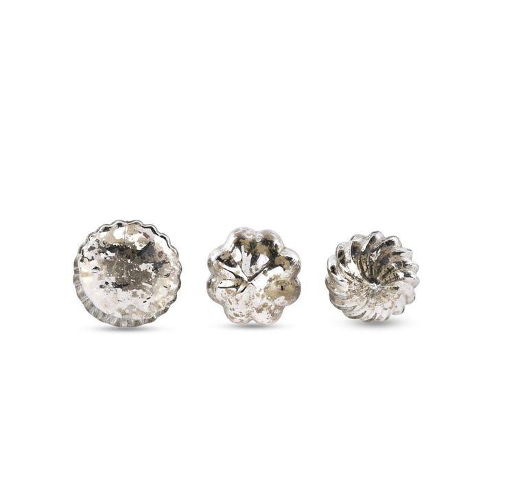 Etna Glass Knobs