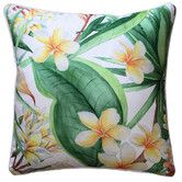Found it at Temple & Webster - Oriana Multi Flower Outdoor Cushion