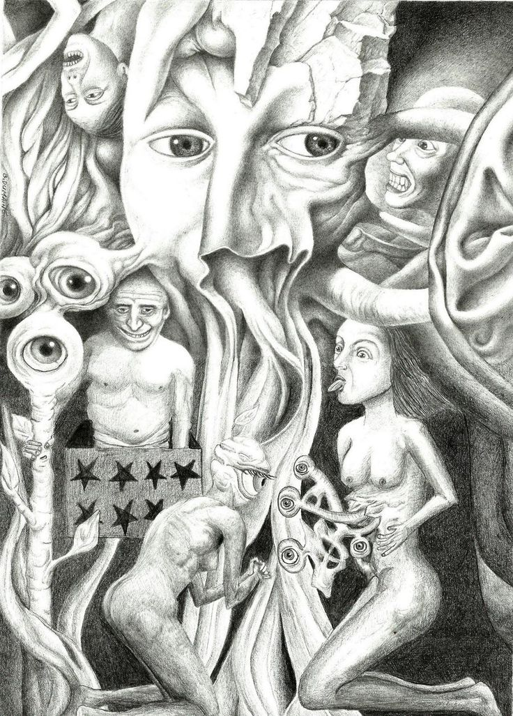 """The eyes can perceive but the mind can believe"" EC by Sheela Singla and Bernardumaine.deviantart.com on @deviantART"