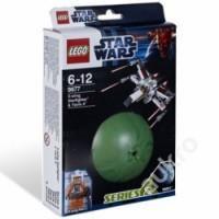 Lego Star Wars 9677 Hvězdná stíhačka X-wing a Yavi