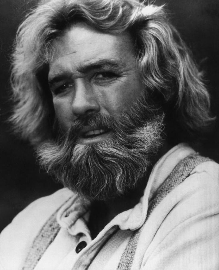 Dan Haggerty star of Grizzly Adams has died...R.I.P....Nov. 19, 1941...Jan. 15…