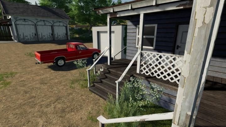 Fs19 Garage With Workshoptrigger V1 1