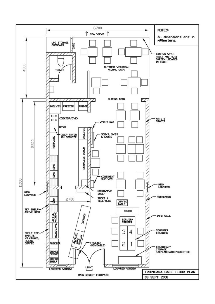 cyber cafe layout wiring an electric cooker store business floor plans internet house home
