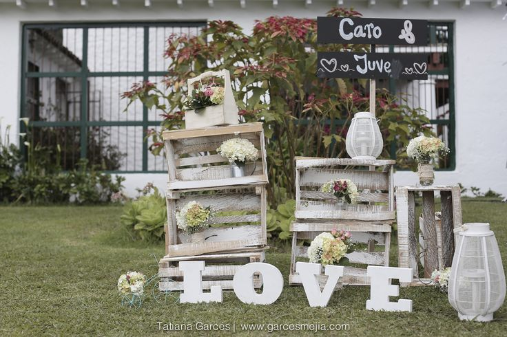 Decoraci n bodas con estilo boda vintage boda r stica - Decoracion boda vintage ...