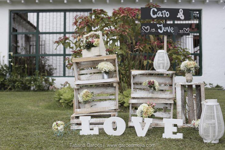 Decoraci n bodas con estilo boda vintage boda r stica for Decoracion vintage boda