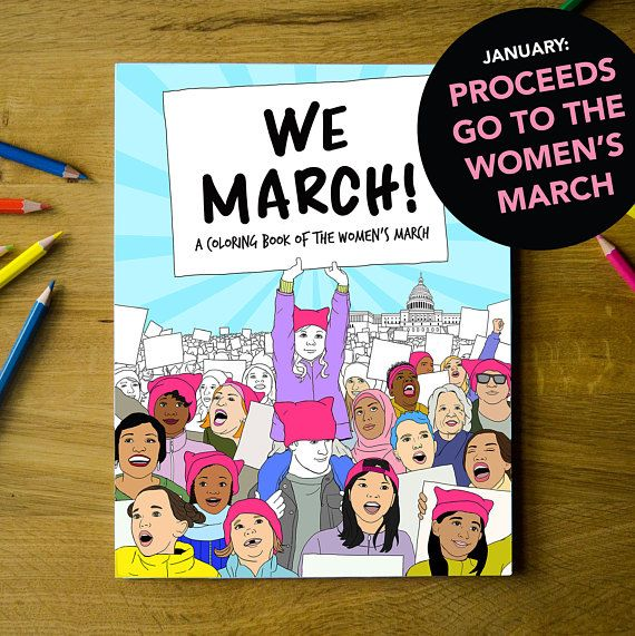 Feminist Coloring and Activity Books  http://coloringbookaddict.com/feminist-coloring-books/