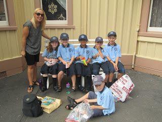 Room 4 Glendowie Primary School - 2016