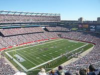 New England Patriots From Wikipedia, the free encyclopedia