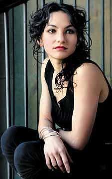 Manuela Martelli, actriz chilena.