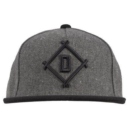 566ec68c Diamond Supply Co Stick Ball Snapback Hat Headwear Cap Wool Lid Fashion Men  Grey #diamondsupply