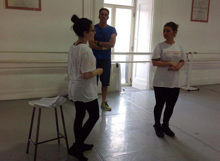 Proviamo ancora una volta... A #MusicalWeekend la #scuoladimusical. #ViviLaTuaPassione #acting #musical