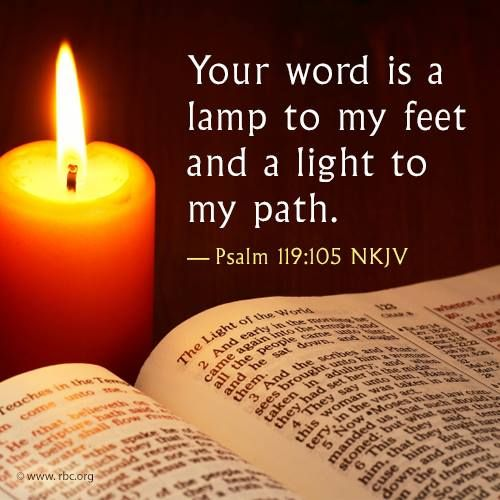 57 Best Psalms 119 105 Images On Pinterest Bible Quotes