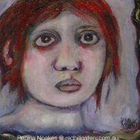 Regina Noakes, figurative painting, Red Hill Gallery, Brisbane. redhillgallery.com.au