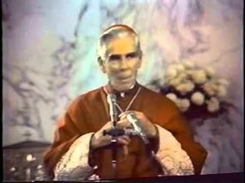 The Devil - Venerable Fulton Sheen ... a reminder for all of us now.