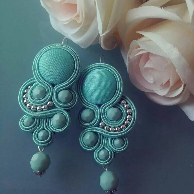 Soutache Ohrringe / earrings