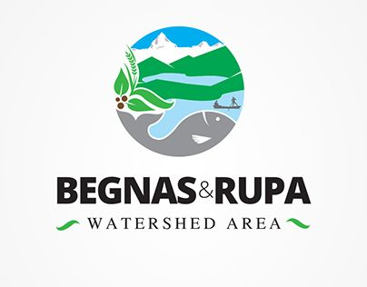 "Check out new work on my @Behance portfolio: ""Begnas & Rupa Watershed Area…"