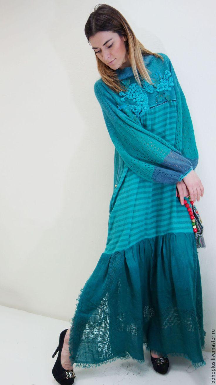 """Buy Платье в стиле бохо """" Лоза"""" - платье, платье бохо, одежда"""