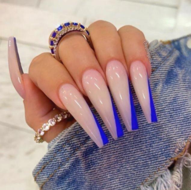 9 Nail Ideas Coffin Neon Acrylicnails Long Acrylic Nails Coffin Nails Long Glamorous Nails