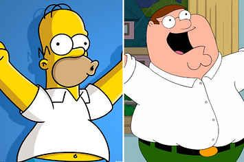 Are You More Peter Griffin Or Homer Simpson?