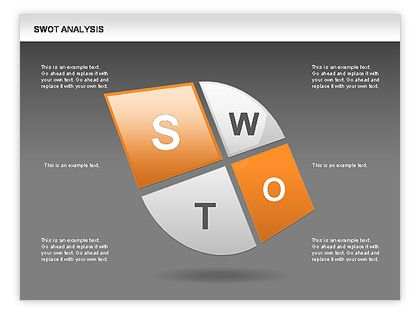 SWOT Analysis Petals Diagram http://www.poweredtemplate.com/powerpoint-diagrams-charts/ppt-business-models-diagrams/00589/0/index.html