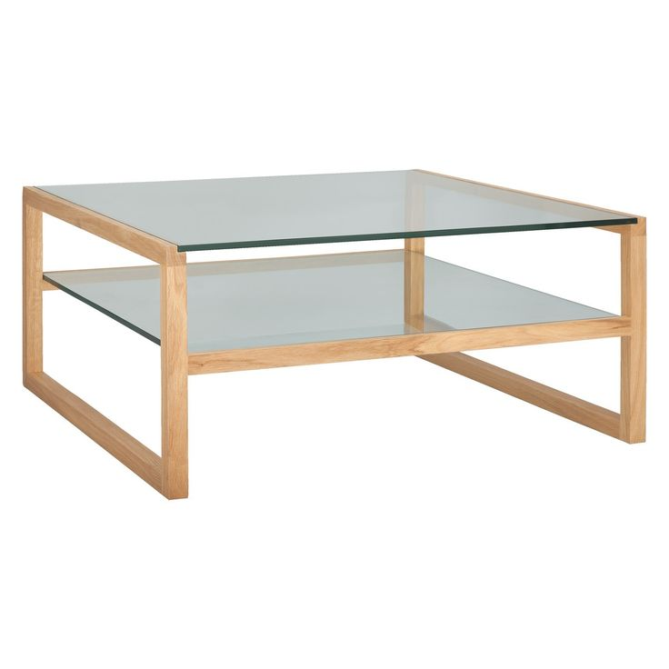 Square Or Rectangle Coffee Table best 25+ square glass coffee table ideas on pinterest | wooden