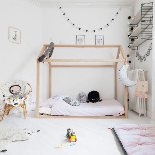 Chambre d'enfant : idées déco, avant-après, rangements astucieux pour le bien-être des kids