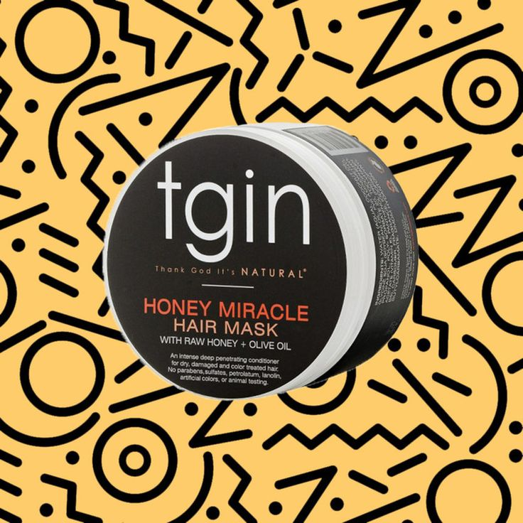 The $15 Drugstore Hair Mask That Turns Dry Brittle Hair into Luscious Locs | Your hair will thank you!