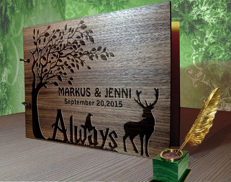 Rustic Wedding Guest Book  / Harry Potter Guest Book Wood / Custom Wedding book  guest book wedding by weddingdecor555 on Etsy https://www.etsy.com/listing/449418384/rustic-wedding-guest-book-harry-potter