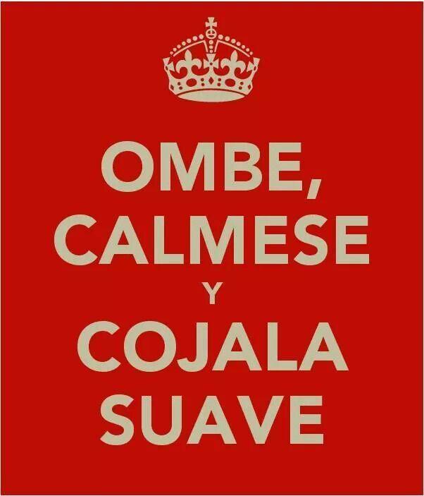 A lo colombiano ; )