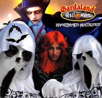 Gardaland: torna il Magic Halloween 2013 #NewsGC