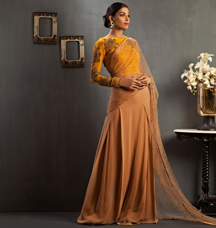 DOMESTIC GODDESS: New styles by BHUMIKA SHARMA look stunning in their grounded elegance. Shop now at http://www.perniaspopupshop.com/designers-1/bhumika-sharma  #perniaspopupshop #bhumikasharma #designer #newcollection #updates #fashion #style #stunning #ethnic #happyshopping
