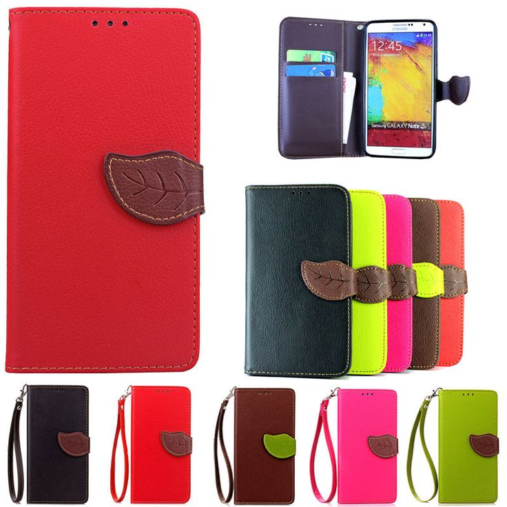 Card Holders Wallet Case For Samsung Galaxy Note 3 Case Luxury PU Leather Flip Cover for Coque Samsung Note 3 Cover Accessories