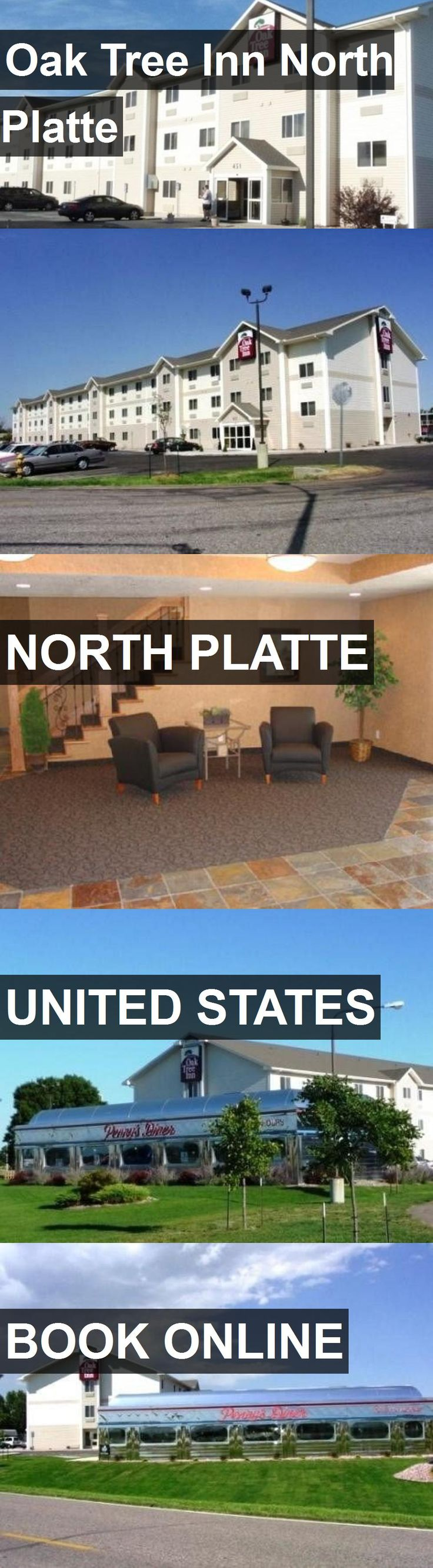 Hotel Oak Tree Inn North Platte in North Platte, United States. For more information, photos, reviews and best prices please follow the link. #UnitedStates #NorthPlatte #travel #vacation #hotel