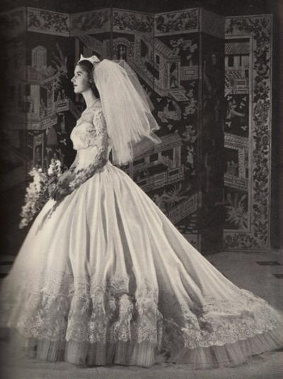 Modern Bride magazine 1958
